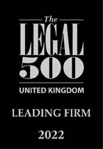 Legal 500 - Leading Firm